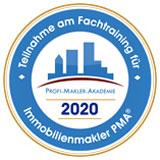 Fachtraining für Immobilienmakler PMA